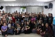 JOVENS DA SUB-REGIÃO CENTRO SUL REALIZAM MAIS UM RETIRO