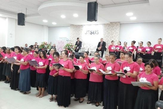 XI CONFRATERNIZAÇÃO DA UNIÃO FEMININA DE TUBARÃO/SC