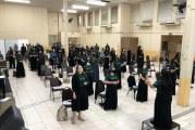 JOVENS DA SUB-REGIÃO SEDE INTERNACIONAL EM CONSAGRAÇÃO