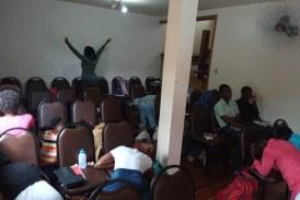 Uma Batalha Vencida – I Retiro Jovens Haitianos