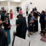 JUVENTUDE DE JOINVILLE PASSA MOMENTOS PRECIOSOS NA PRESENÇA DO SENHOR