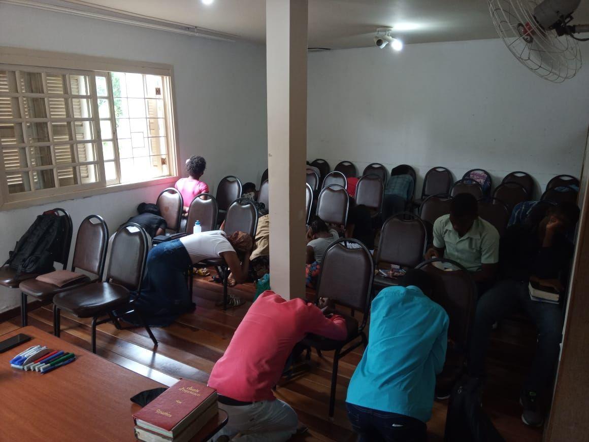 Retiro dos Jovens Haitianos (2)