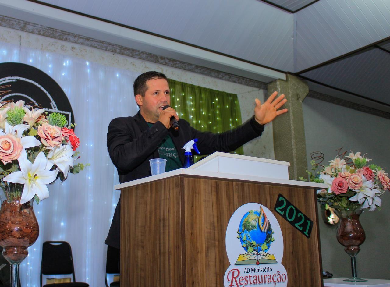 Pb. Alex Nazário, Supervisor de jovens da Região Litoral Norte do RS.