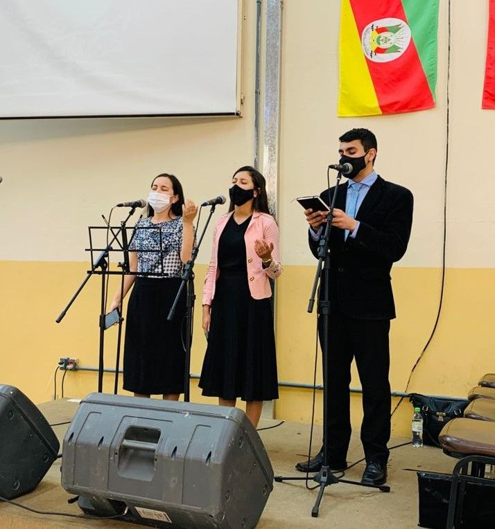 Vocal da Juventude da Área Canoas-Leste.